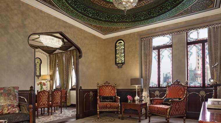 PropertyImage FairmontPeaceHotel Shanghai Hotel Guestrooms GermanSuite CreditFairmontPeaceHotelVFMLeonardoInc