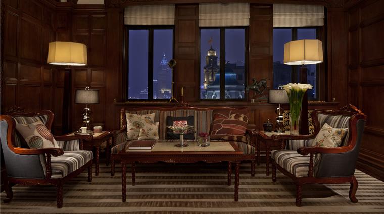 PropertyImage FairmontPeaceHotel Shanghai Hotel Guestrooms NineNationsSuite CreditFairmontPeaceHotelVFMLeonardoInc