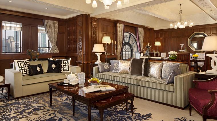 PropertyImage FairmontPeaceHotel Shanghai Hotel Guestrooms SassonPresidentialSuite LivingRoom CreditFairmontPeaceHotelVFMLeonardoInc