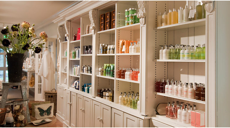PropertyImage FearringtonInn NorthCarolina Spa Basics Boutique CreditFitchCreations
