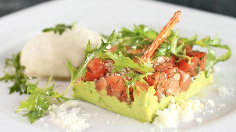 PropertyImage Felix Restaurant Food 2 CreditThePeninsulaHongKong VFMLeonardoInc