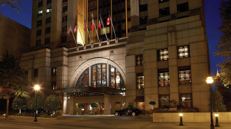 PropertyImage FourSeasonsHotelAtlanta Hotel Exterior CreditFourSeasonsAtlanta