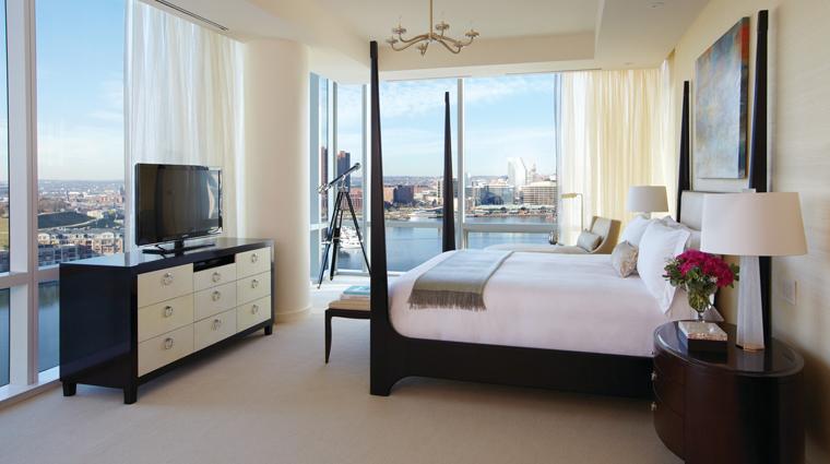 PropertyImage FourSeasonsHotelBaltimore Hotel GuestroomsandSuites PresidentialSuite CreditFourSeasons
