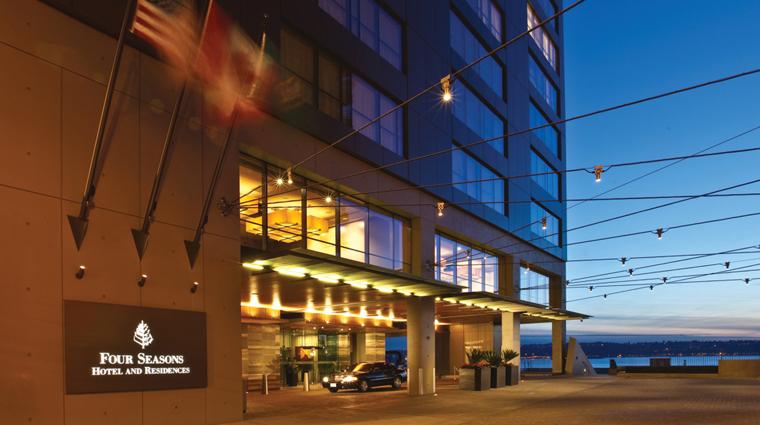 PropertyImage FourSeasonsHotelSeattle Hotel Exterior CreditFourSeasons