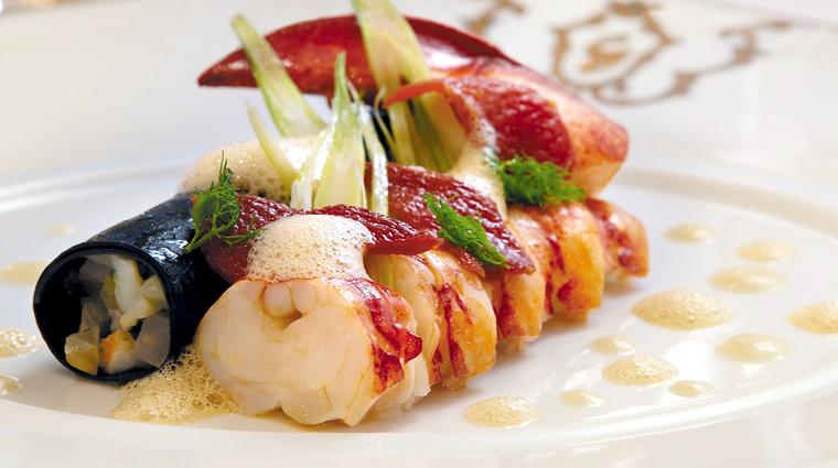 PropertyImage Gaddis Restaurant Food 3 CreditThePeninsulaHongKong VFMLeonardoInc