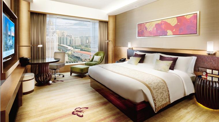 PropertyImage GalaxyHotel Hotel GuestroomSuite GalaxyRoom Bedroom CreditGalaxyHotelManagementCoLtd