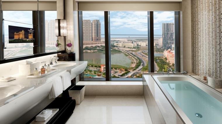 PropertyImage GalaxyHotel Hotel GuestroomSuite GalaxySuite Bathroom CreditGalaxyHotelManagementCoLtd
