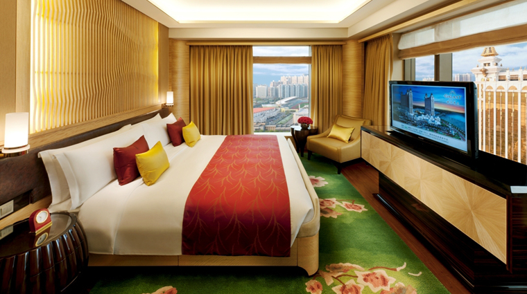 PropertyImage GalaxyHotel Hotel GuestroomSuite GalaxySuite Bedroom CreditGalaxyHotelManagementCoLtd
