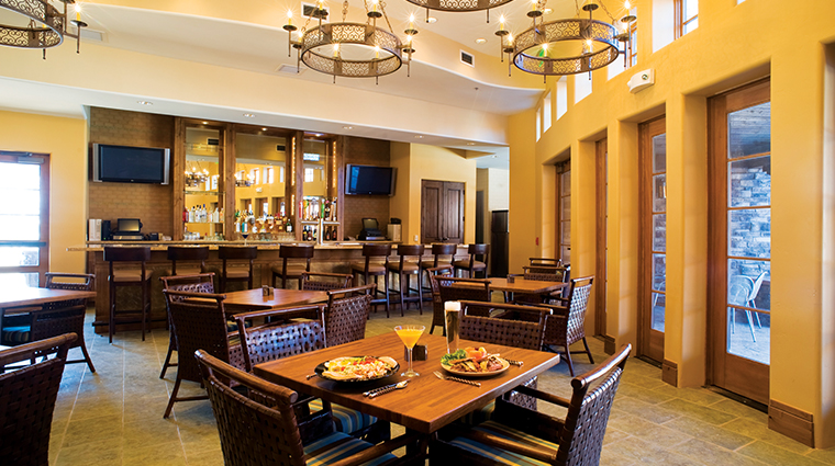 PropertyImage GatewayCanyonsResort Restaurant KivaCafe CreditNobleHouseHotelsandResorts