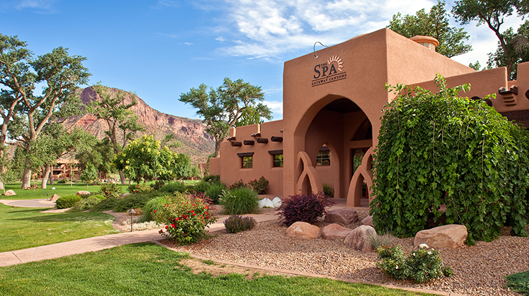 PropertyImage GatewayCanyonsResort Spa Style SpaExterior CreditNobleHouseHotelsandResorts
