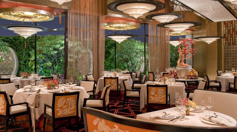 PropertyImage GoldenFloweratEncoreMacau Restaurant Style MainDiningGarden CreditRussellMacMaster
