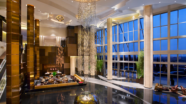 PropertyImage GrandHyattMacau Hotel PublicSpaces Lobby CreditGrandHyattMacau
