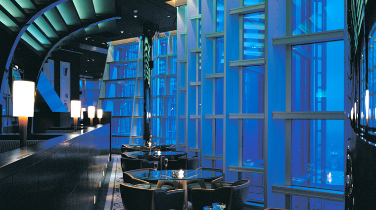 PropertyImage GrandHyattShanghai Shanghai Hotel BarLounge Cloud9 Interior 2 CreditHyattCorporation