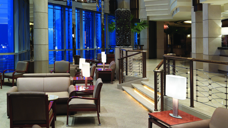 PropertyImage GrandHyattShanghai Shanghai Hotel PublicSpaces Lobby CreditHyattCorporation