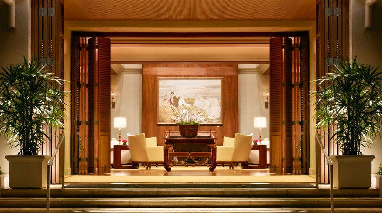 PropertyImage Halekulani Hotel PublicSpaces Lobby CreditHalekulaniHotel