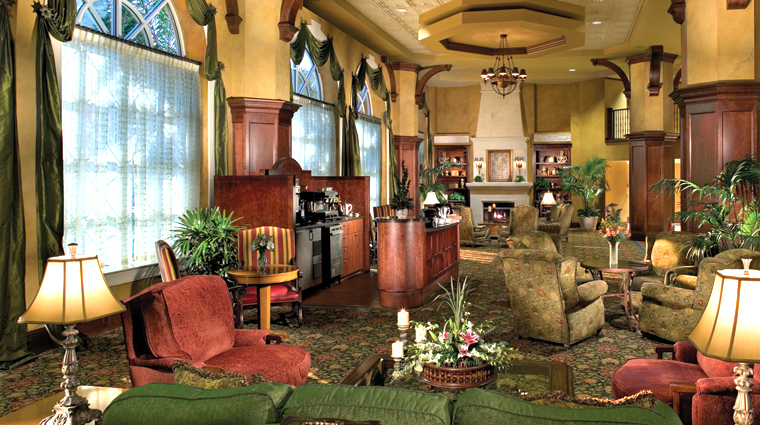 PropertyImage HammockBeachResort StAugustine Hotel InteriorSpaces Lobby CreditSalamanderHotelsAndResorts