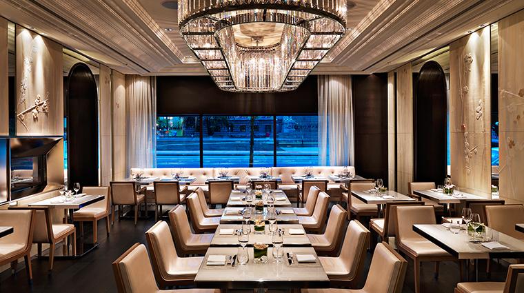 PropertyImage Hawksworth Restaurant RosewoodHotelGeorgia Style Dining 4 CreditRosewoodHotels