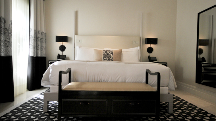 PropertyImage HotelBelAir LosAngeles Hotel Guestroom BelAirSuitewithPatio Bedroom 3 CreditTheFiveStarTravelCorporation