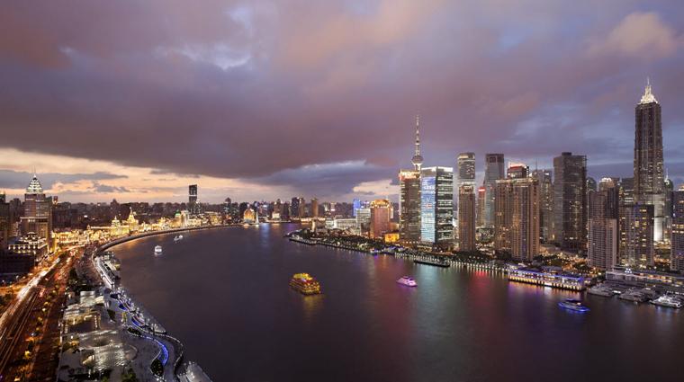 PropertyImage HotelIndigoShanghaiontheBund Shanghai Hotel Exterior View CreditHotelIndigoShanghaiontheBund