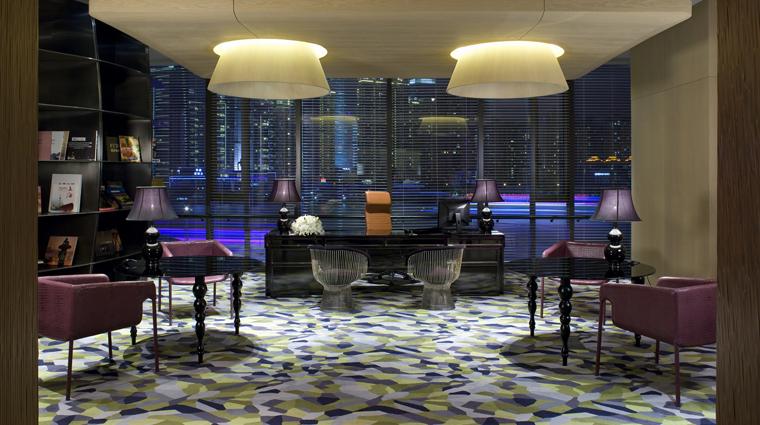 PropertyImage HotelIndigoShanghaiontheBund Shanghai Hotel Restaurant Quay Reception CreditHotelIndigoShanghaiontheBund