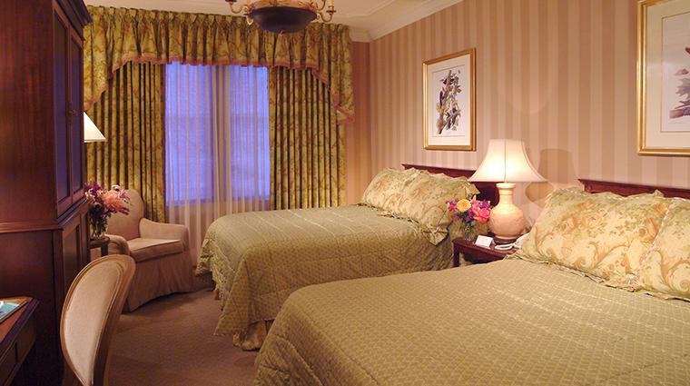 PropertyImage HotelMonteleone Hotel GuestroomSuite DoubleGuestroom Bedroom CreditHotelMonteleone