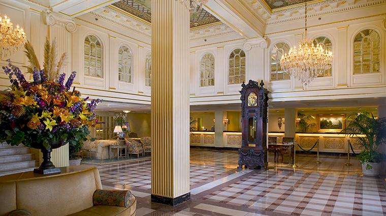 PropertyImage HotelMonteleone Hotel PublicSpaces Lobby CreditHotelMonteleone