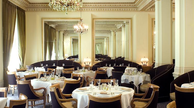 PropertyImage HoteldeLuxe Hotel Restaurant Gracies Interior CreditHoteldeLuxe