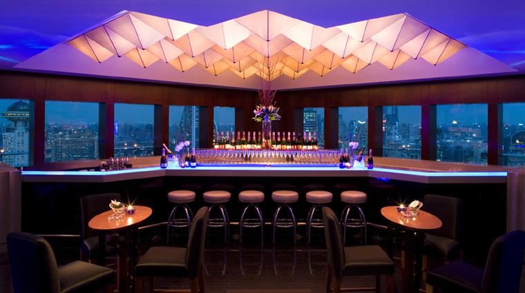 PropertyImage JWMarriottHotelShanghaiatTomorrowSquare Shanghai Hotel BarLounge JWsBarLounge Bar CreditMarriottInternationalInc