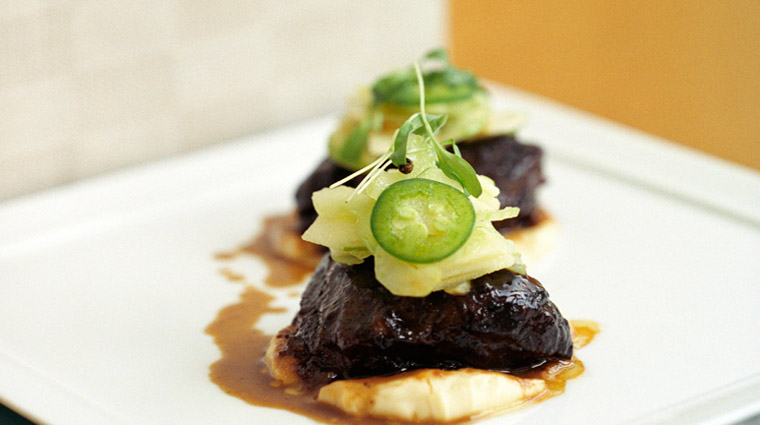 PropertyImage JeanGeorges NewYork Restaurant Food 4 CreditTrumpInterationalHotelAndTower
