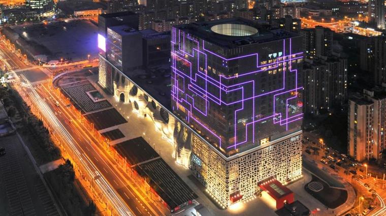 PropertyImage JumeirahHimalayasHotel Shanghai Hotel Exterior 1 CreditJumeirahInternationalLLC