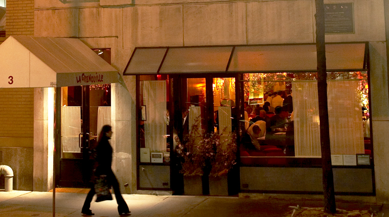 PropertyImage LaGrenouille NewYork Restaurant Style Exterior CreditLaGrenouille
