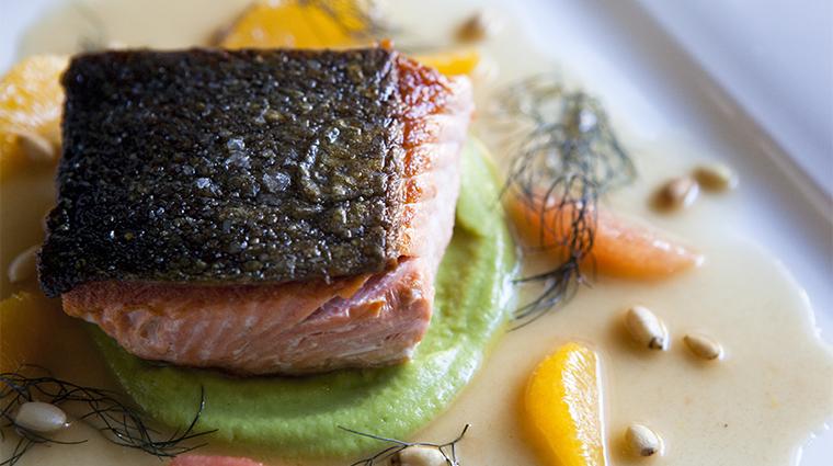 PropertyImage LucyRestaurantandBar Restaurant Food 5 CreditBardessonoHotelandSpa