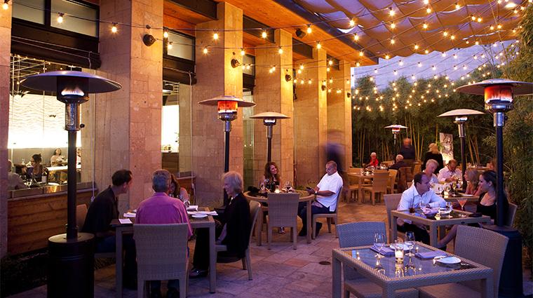 PropertyImage LucyRestaurantandBar Restaurant Style OutdoorTerrace CreditBardessonoHotelandSpa