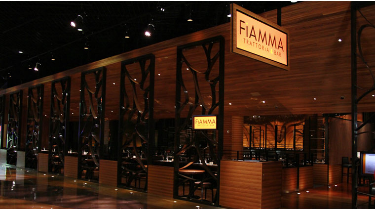 PropertyImage MGMGrand LasVegas Restaurant Fiamma Style Entrance CreditFiveStarTravelCorp