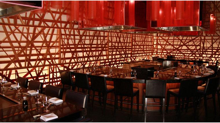 PropertyImage MGMGrand LasVegas Restaurant Shibuya Style Interior 1 CreditFiveStarTravelCorp