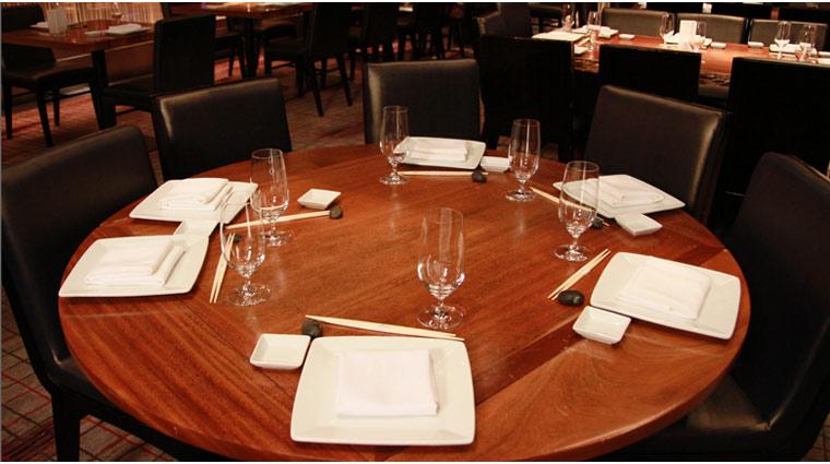 PropertyImage MGMGrand LasVegas Restaurant Shibuya Style TableSetting CreditFiveStarTravelCorp