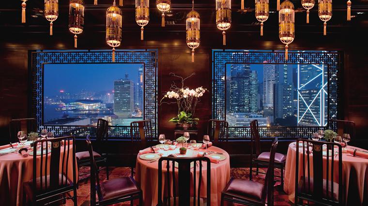 PropertyImage ManWah Restaurant Style DiningRoom CreditMandarinOrientalHotelGroup