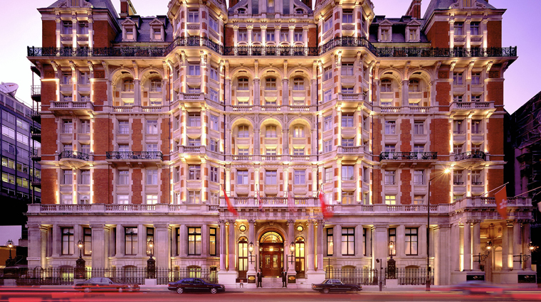 PropertyImage MandarinOrientalHydePark Hotel Exterior 1 CreditMandarinOrientalHotelGroup