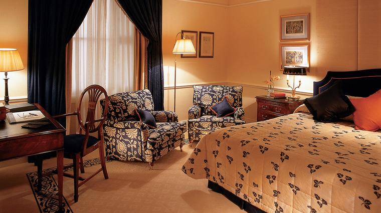 PropertyImage MandarinOrientalHydePark Hotel GuestroomsandSuites Guestroom CreditMandarinOrientalHotelGroup