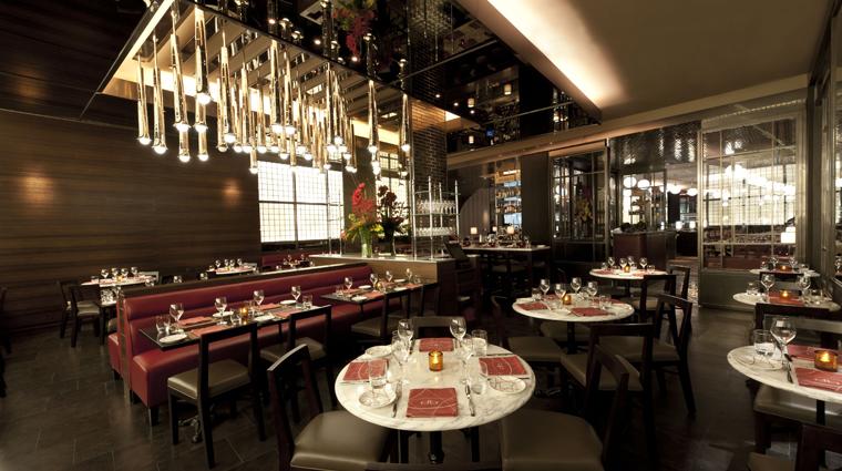 PropertyImage MarinaBaySands Hotel Restaurant dbBistroModerne DiningRoom CreditMarinaBaySands