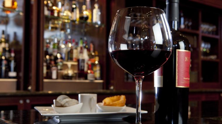 PropertyImage MaritageattheClaremont Restaurant Drink RedWineattheMeritageLounge CreditClaremontHotelandSpa