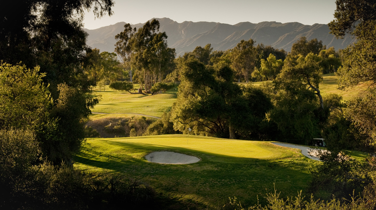 PropertyImage OjaiValleyInnAndSpa 4 Hotel Activities GolfOjai HiddenHole CreditOjaiValleyInnAndSpa