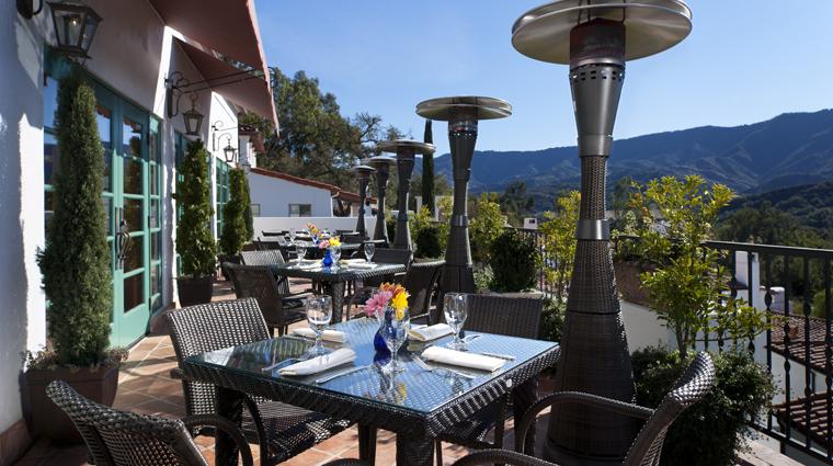 PropertyImage OjaiValleyInnAndSpa 5 Hotel Restaurant Maravilla Terrace CreditOjaiValleyInnAndSpa