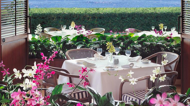 PropertyImage Orchids Restaurant Style Dining CreditHalekulaniHotel