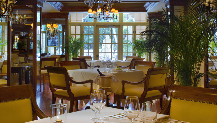 PropertyImage PalmedOr Miami Restaurant Style Interior CreditBiltmoreHotel
