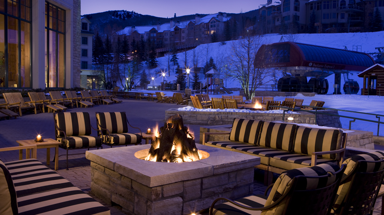 PropertyImage ParkHyattBeaverCreekResortAndSpa Colorado Hotel PublicSpaces FIreplace Credit HyattHotels