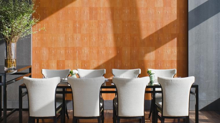 PropertyImage ParkHyattShanghai Restaurant DiningRoom Style Interior 1 CreditHyattCorporation