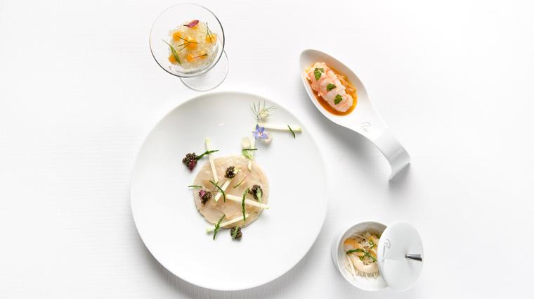PropertyImage Pierre Restaurant Style Food CreditMandarinOrientalHotelGroup