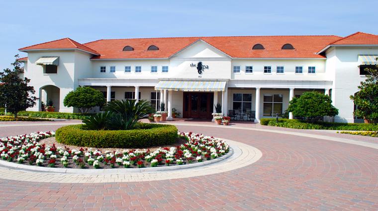 PropertyImage PonteVedraSpa Spa Style Exterior CreditPonteVedraInnandClub