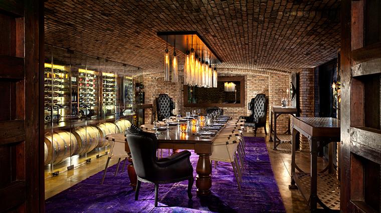 PropertyImage RanchoValencia Hotel Restaurant WineRoom CreditRanchoValencia